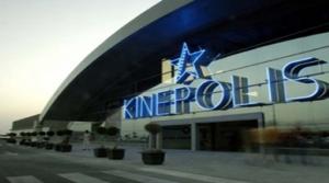 empresa constructora centros comerciales Kinepolis