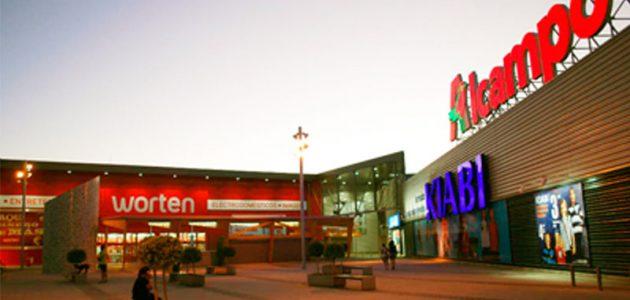 empresa constructora de centros comerciales y supermercados