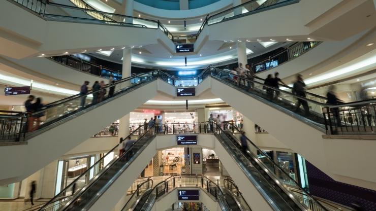 proyectos de arquitectura en centros comerciales