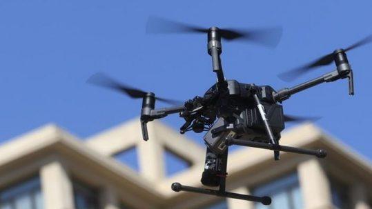 inspecciones con drones
