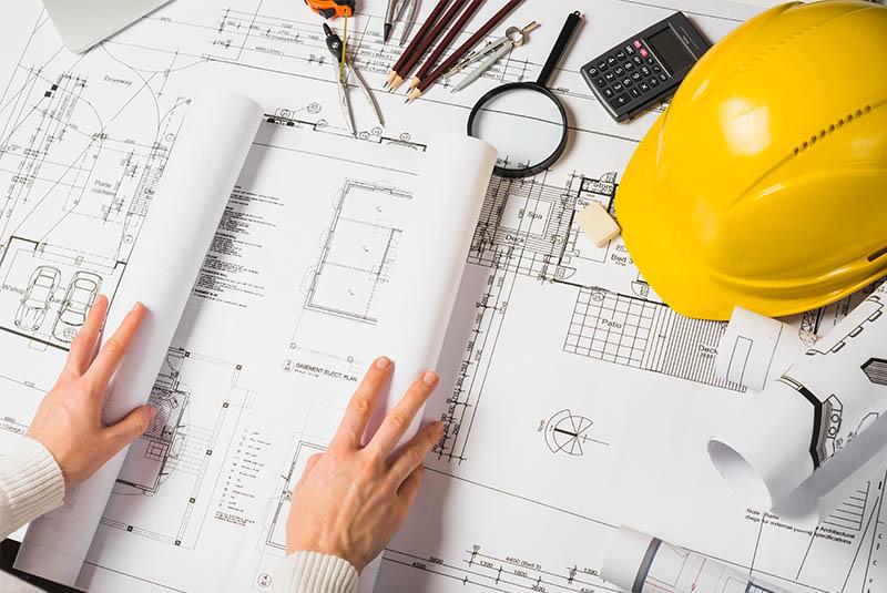pasos de un proyecto de arquitectura